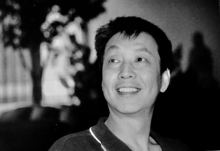 作家徐星,导演作品《我的文革编年史》(2005-2007),北京, 2002