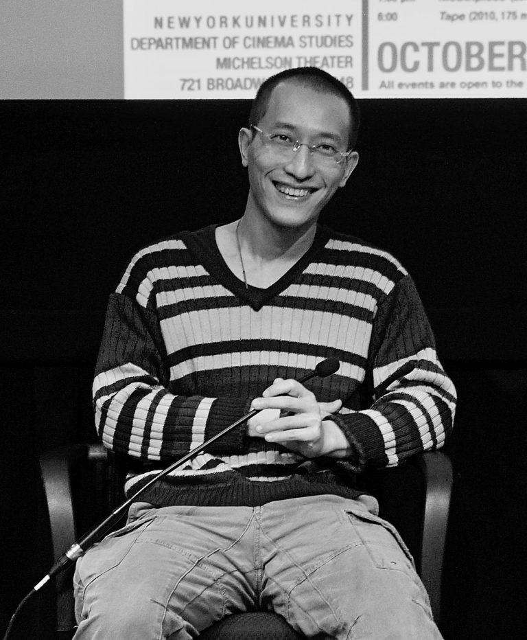 黄伟凯,《飘》(2004)《现实是过去的未来》(2009)导演,纽约大学电影映后,纽约,2010