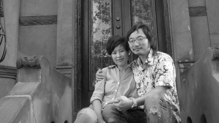 导演王兵,作品包括:《铁西区》(2003),《夹边沟》(2010),《苦钱》(2016),亚洲协会,纽约,2018