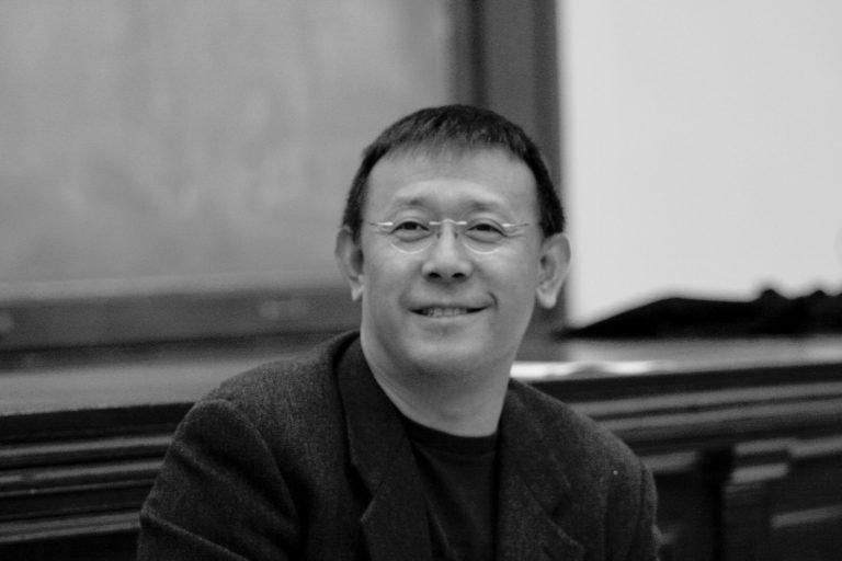 姜文,《鬼子来了》(2000)导演,哥伦比亚大学,纽约,2012