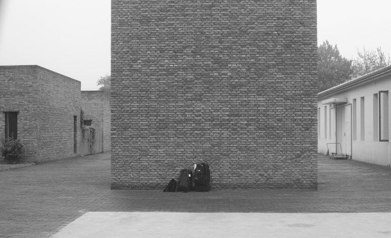 草场地工作站,艾未未设计,文慧生活舞蹈空间工作室和吴文光的互动纪录片项目,北京,2007
