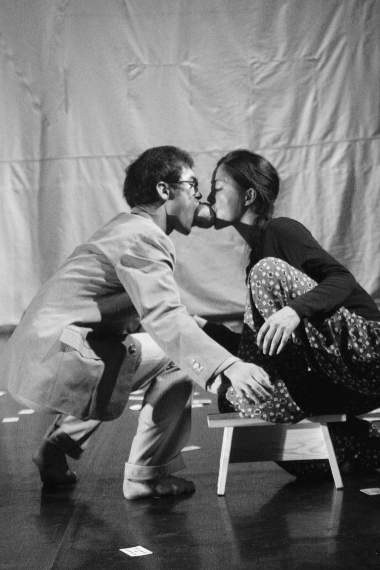 生活舞蹈空间排练 田北,王亚男,草场地,2005