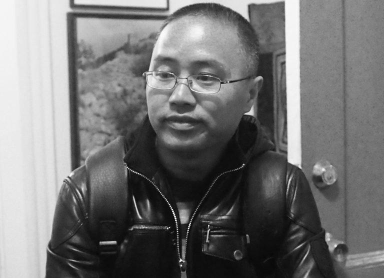 黎小锋,《无定河》(2007),《我最后的秘密》(2008)导演,纽约布鲁克林,2012