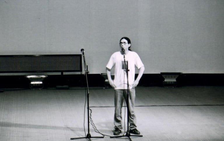 杨海君(杨子),首届独立映像展,北京电影学院,2001